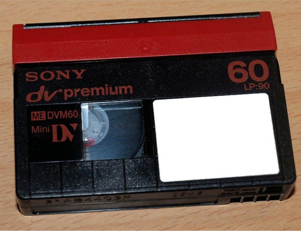 Cassette Mini DV
