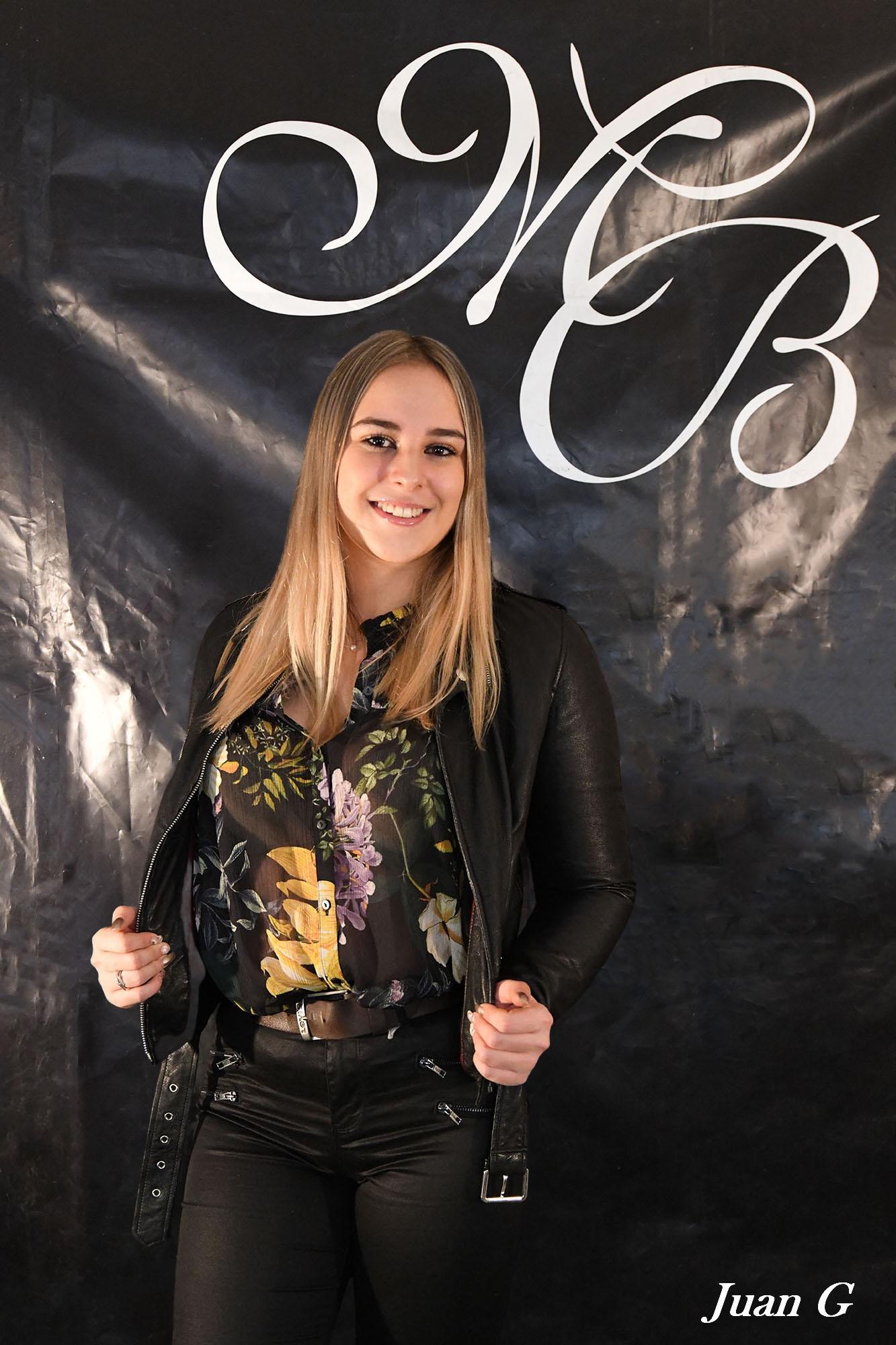 N° 11 Capucine élue 2ème Demoiselle de Mademoiselle Alsace 2020