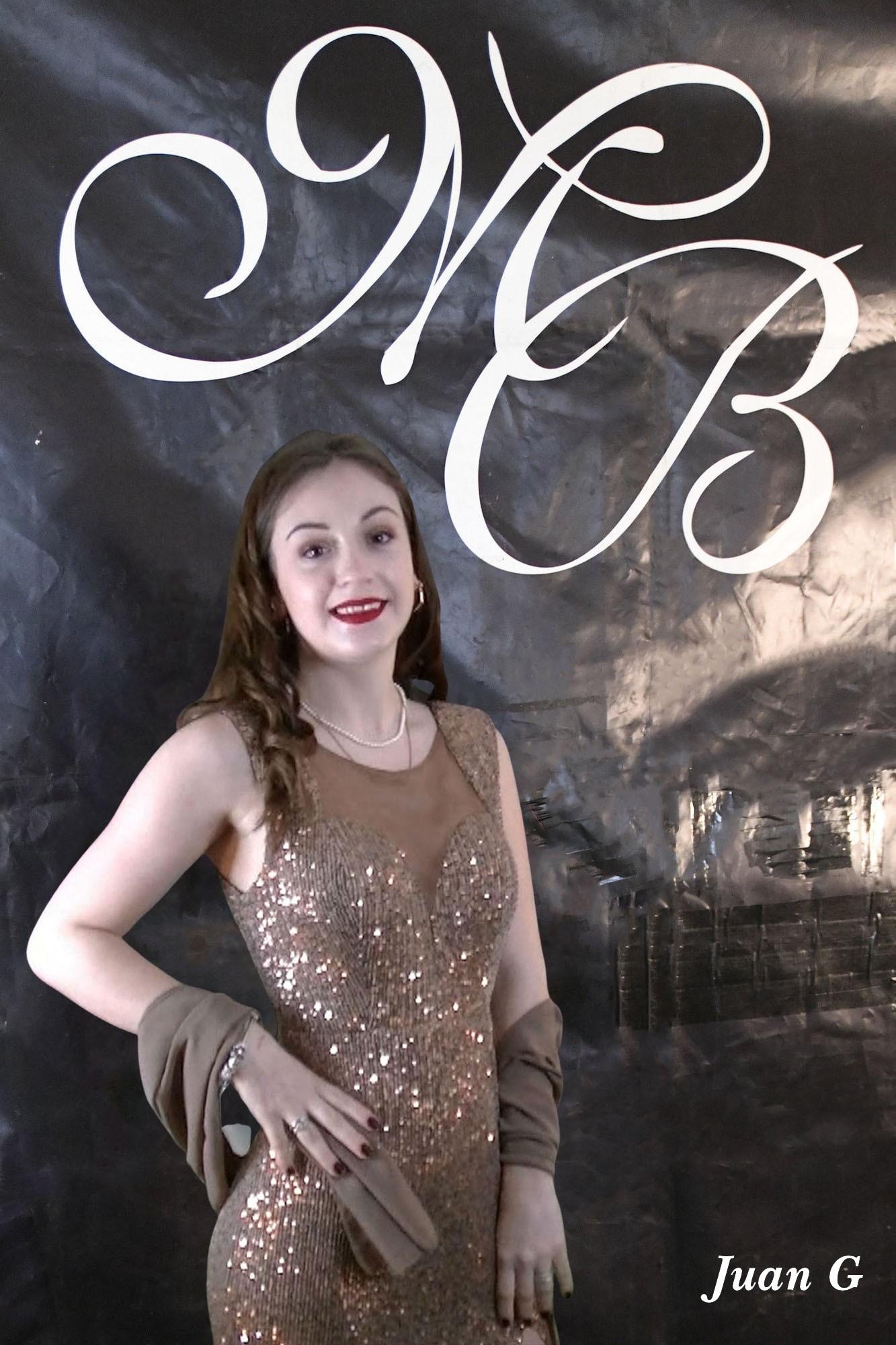 N° 03 Anaelle élue Prix du public de Mademoiselle Alsace 2020