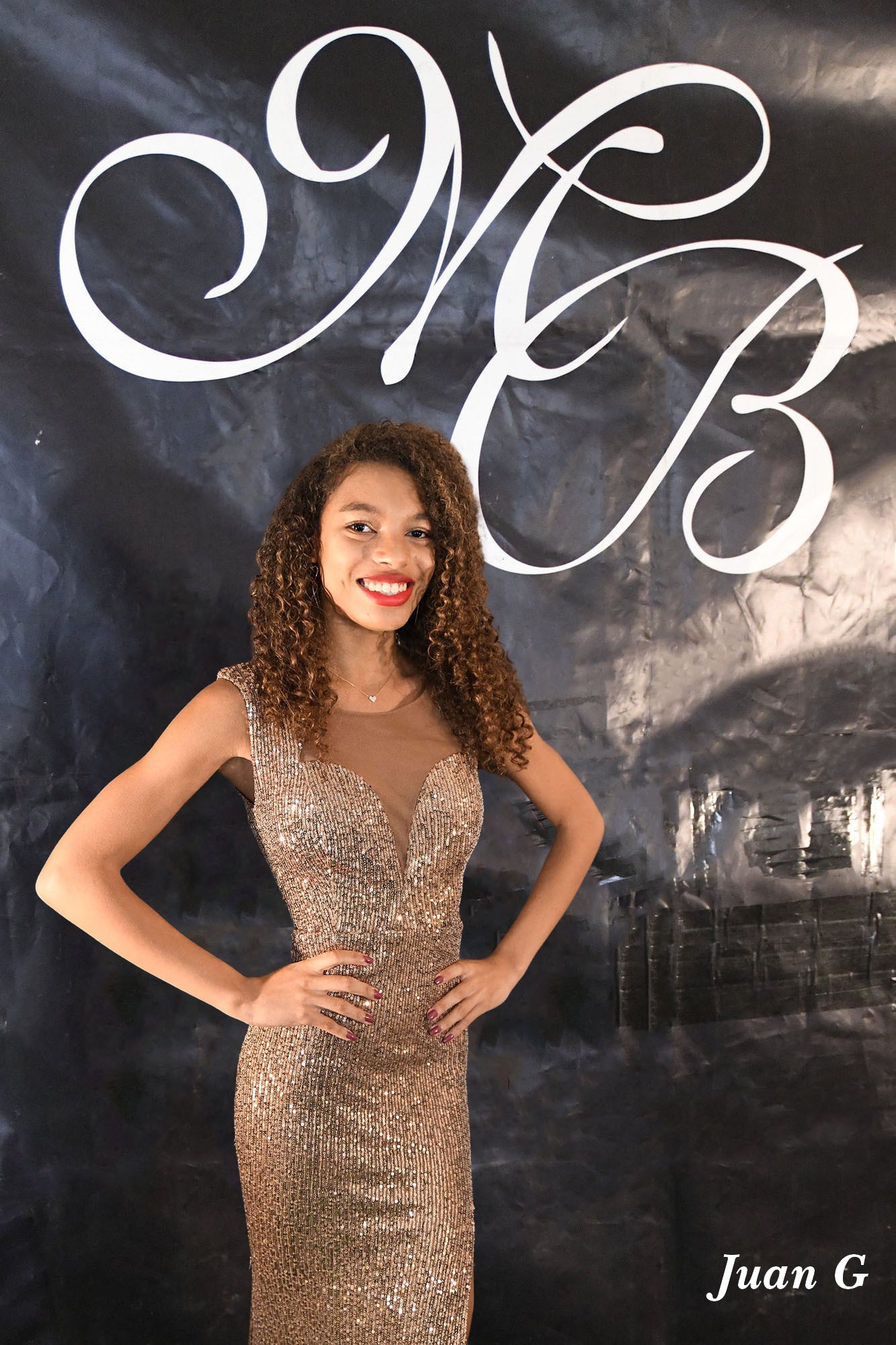 N° 01 Beverly Candidate Miss Mademoiselle 2020