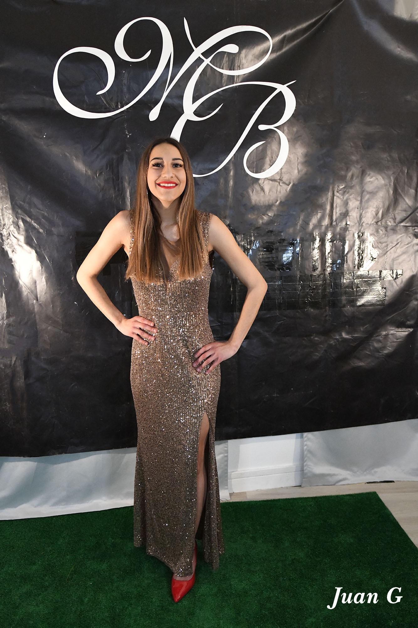 N° 14 Lina Candidate Miss Mademoiselle 2020