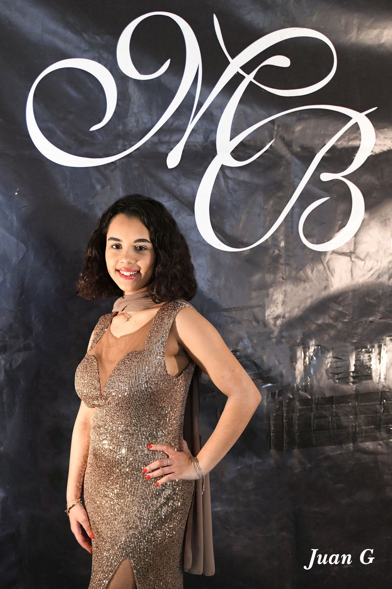 N° 07 Auriane Candidate Miss Mademoiselle 2020