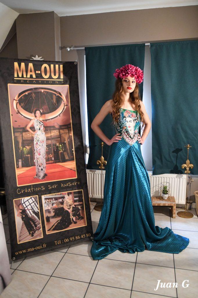 Elodie Candidate N° 08 Miss Mademoiselle Alsace 2020