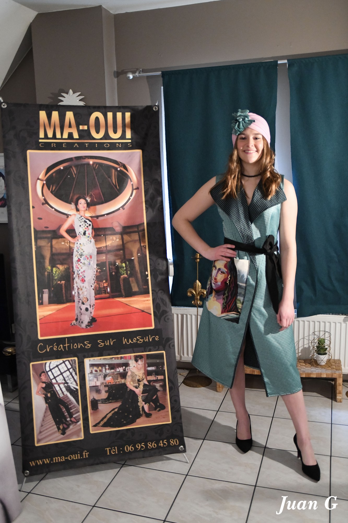 Charline Candidate N° 02 de Miss Mademoiselle Alsace 2020