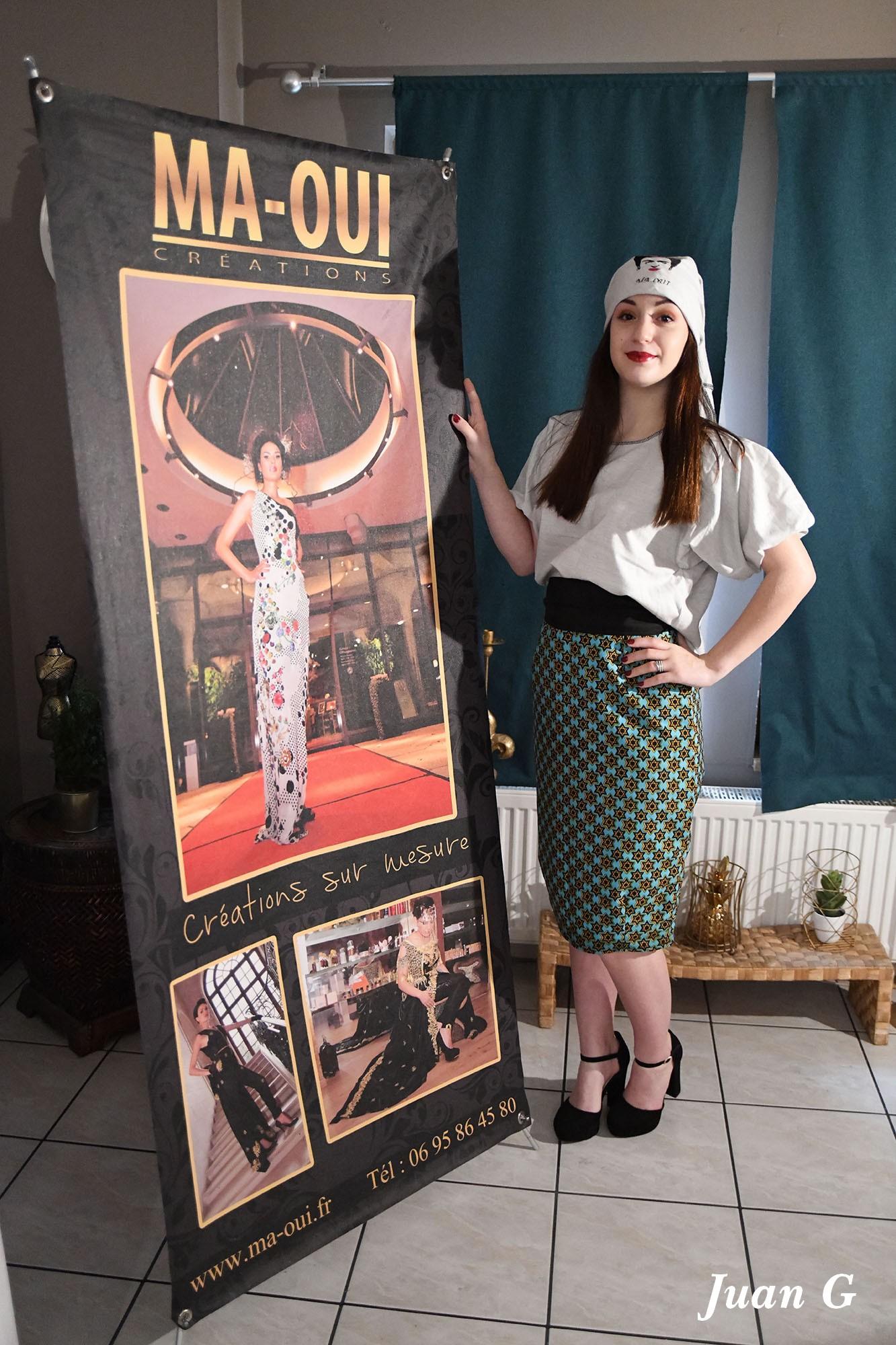 Anaelle Prix du public de Mademoiselle Alsace 2020
