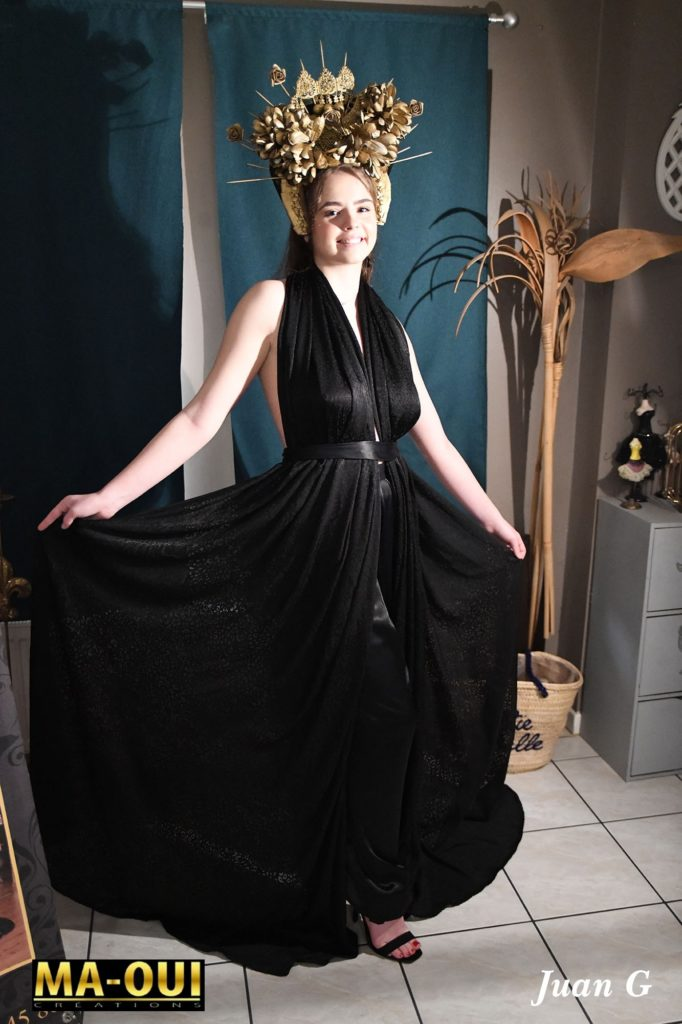 Ines Miss Mademoiselle Alsace 2020