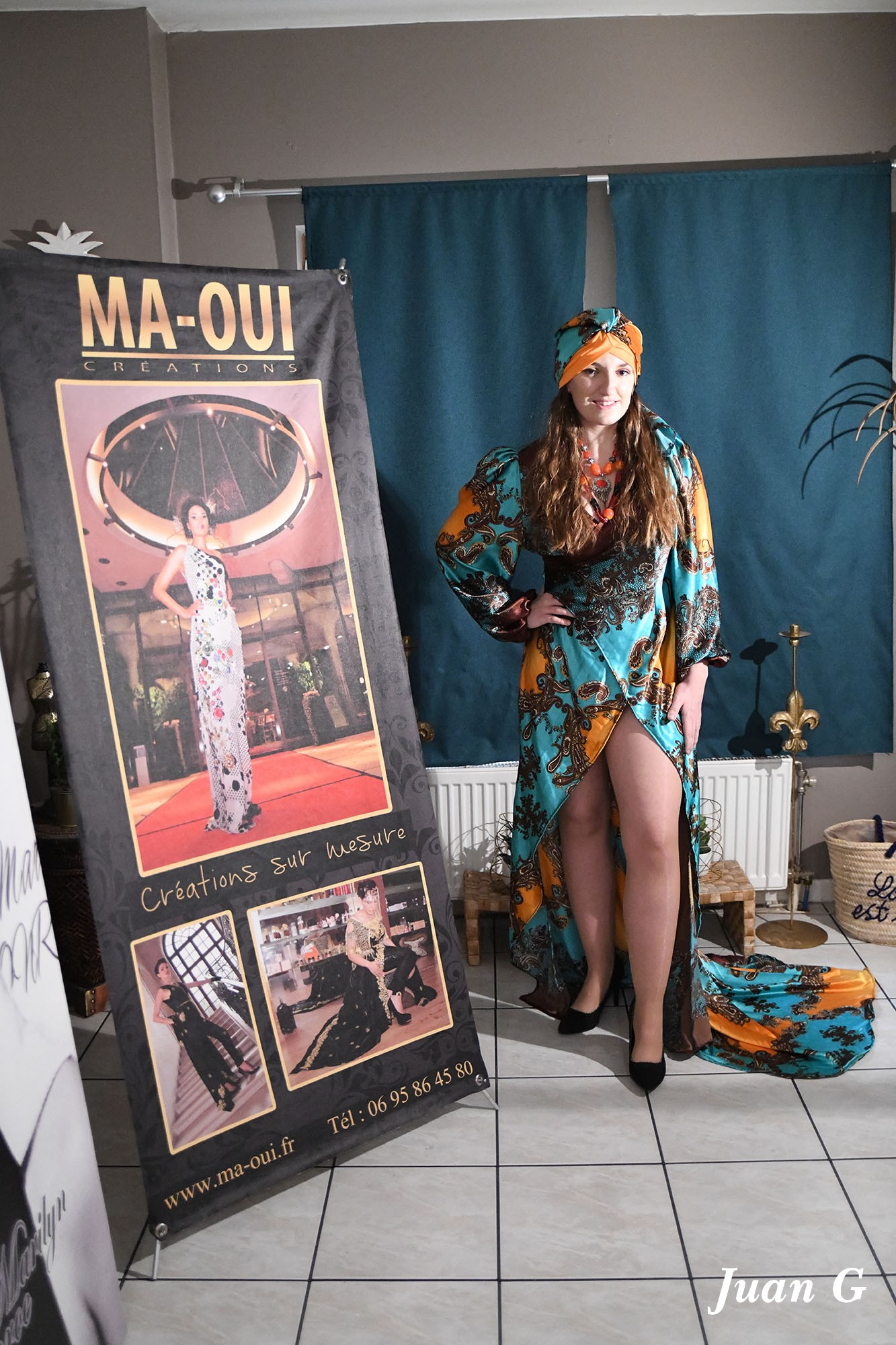 Doriane 1ère Demoiselle de Mademoiselle Alsace 2020