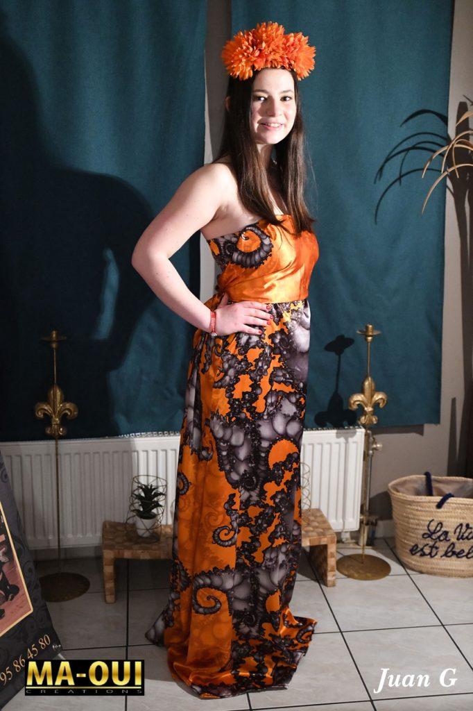 Audrey Candidate N° 04 de Miss Mademoiselle Alsace 2020
