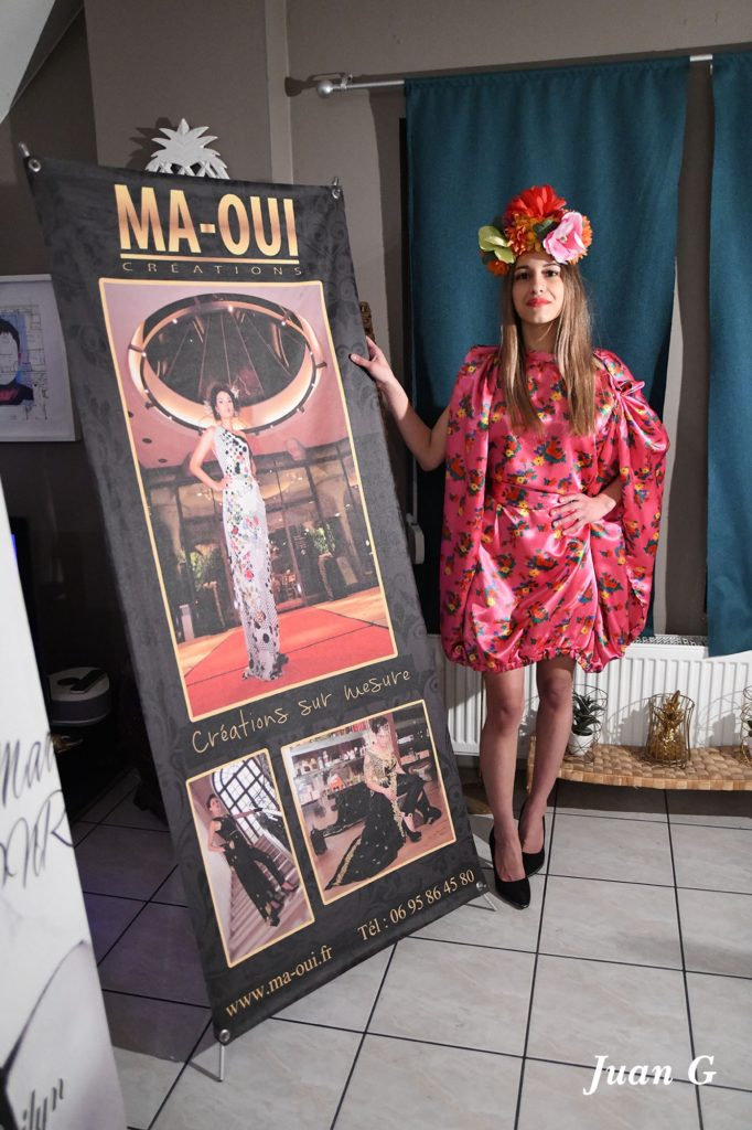 Lina Candidate N° 14 Miss Mademoiselle Alsace 2020