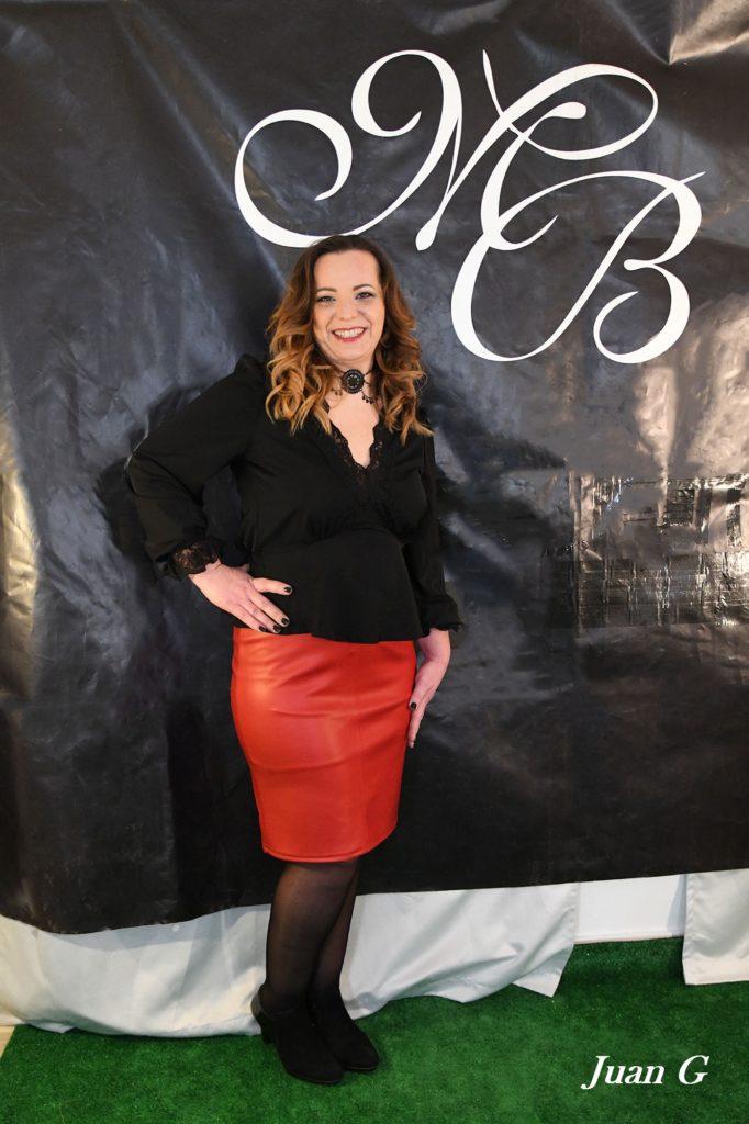 N° 03 Pélajie élue 1ère Dauphine de Miss Ronde Alsace 2020