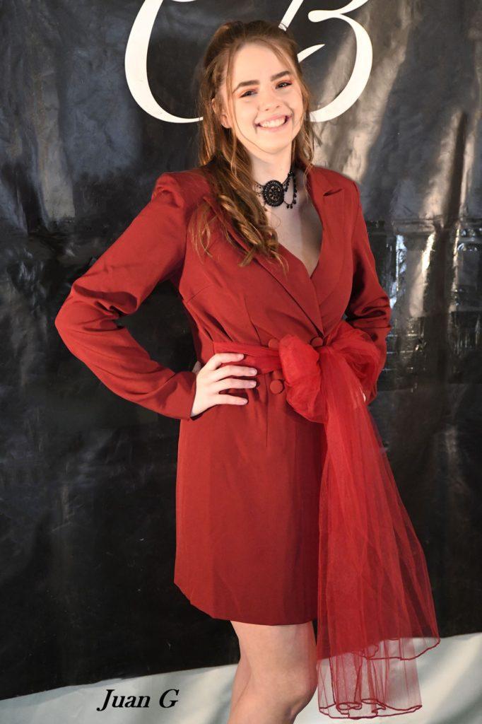 N° 12 Ines élue Miss Mademoiselle Alsace 2020