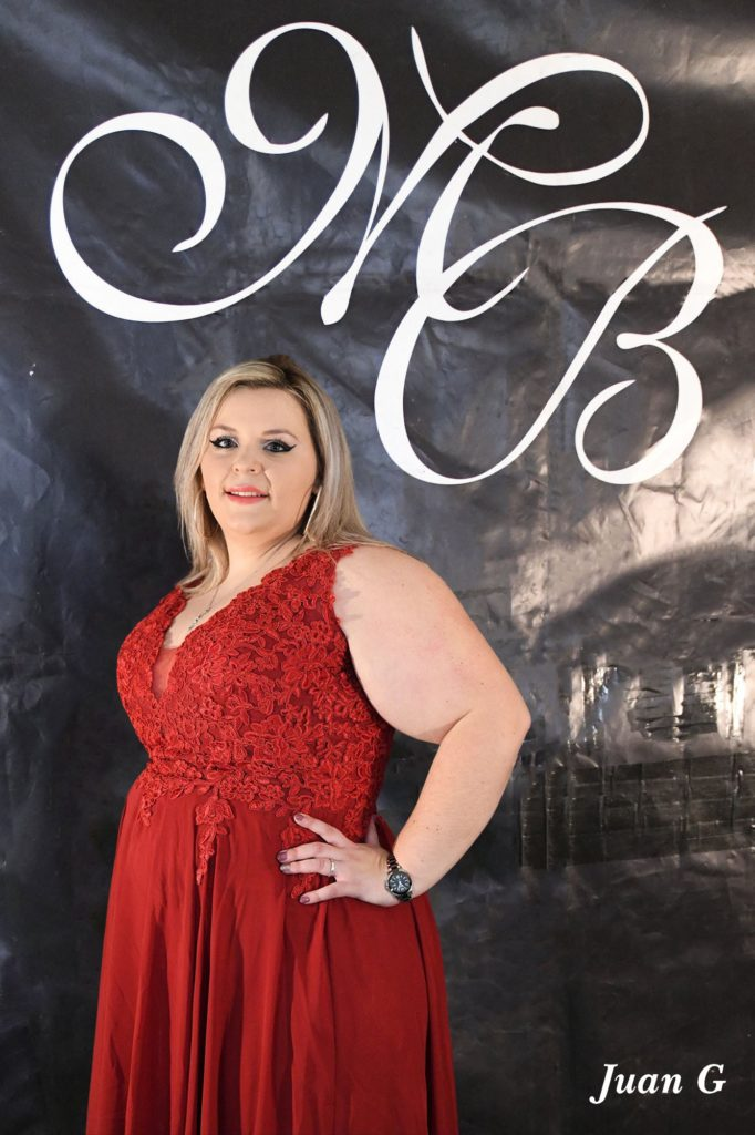 N° 11 Deborah élue Miss Ronde Alsace 2020
