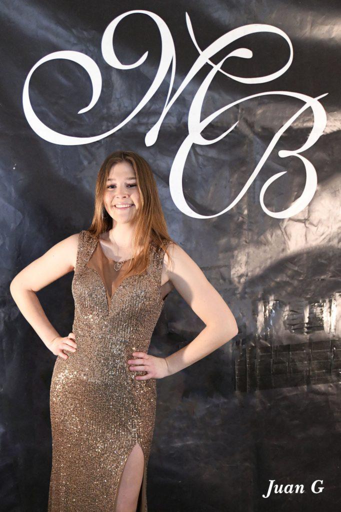 N° 02 Charline Candidate Miss Mademoiselle 2020