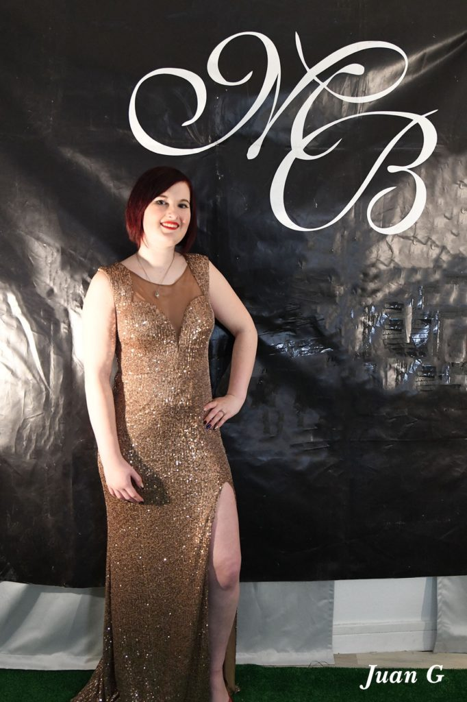 N° 09 Charlyne Candidate Miss Mademoiselle 2020