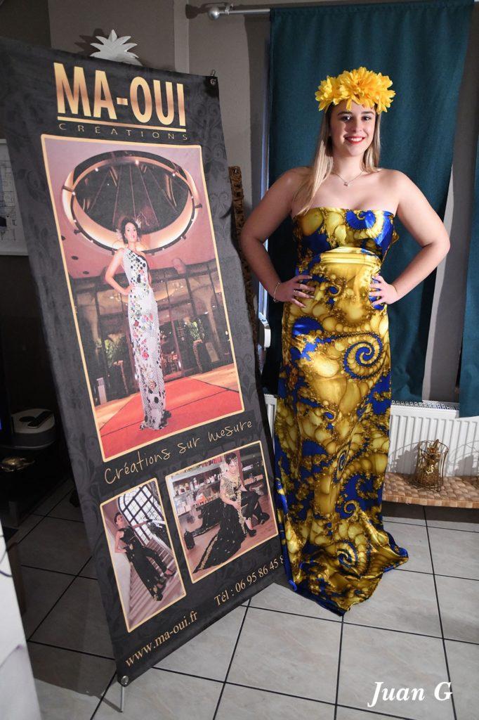 Capucine 2ème Demoiselle de Mademoiselle Alsace 2020