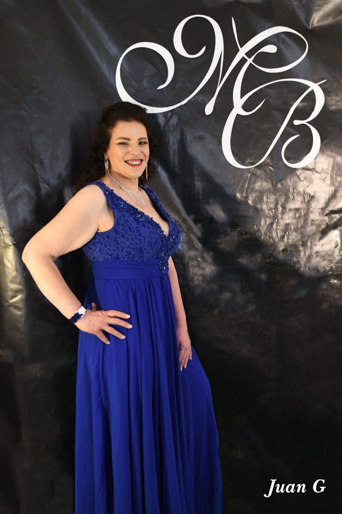 N° 08 Ilona Candidate Miss Ronde Alsace 2020