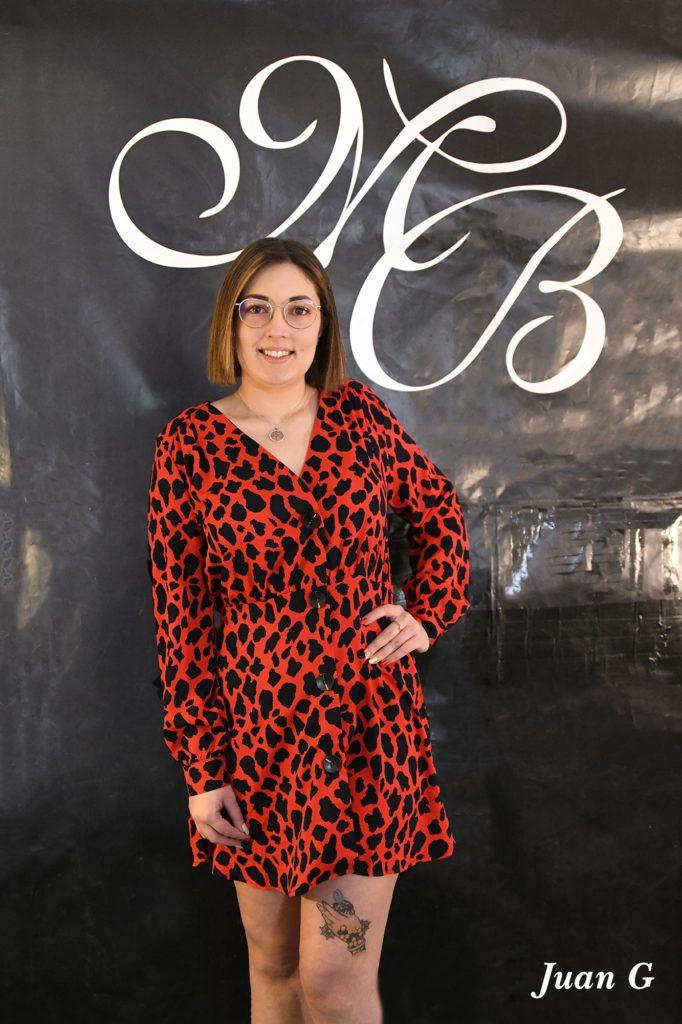 N° 13 Charlène Candidate Miss Mademoiselle 2020