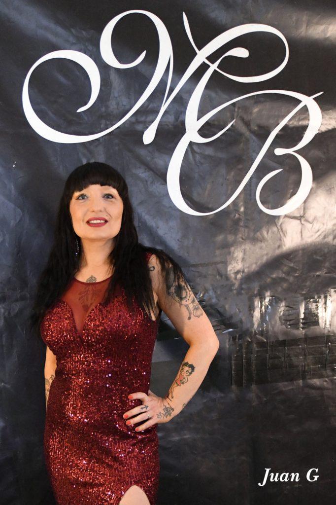 N° 05 Helga Candidate Miss Ronde Alsace 2020